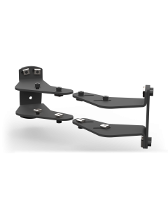 OP Triple Monitor Mount Angle Bracket Set