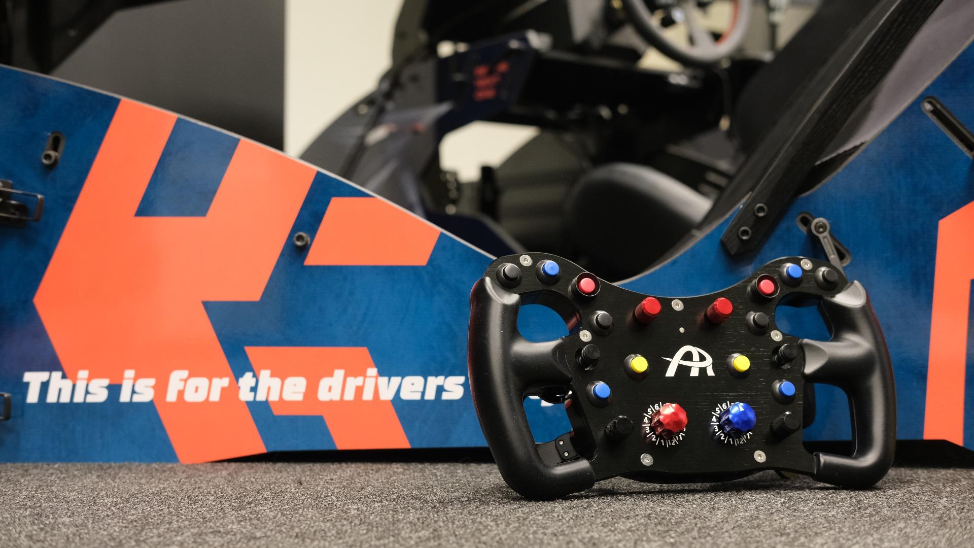Ascher Racing F64-USB v2